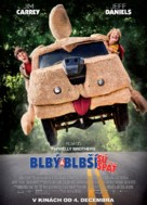 Dumb and Dumber To - Slovak Movie Poster (xs thumbnail)