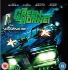 The Green Hornet - British Blu-Ray movie cover (xs thumbnail)