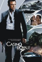 Casino Royale - Argentinian Movie Poster (xs thumbnail)