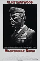 Heartbreak Ridge - Movie Poster (xs thumbnail)