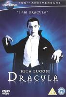 Dracula - British DVD movie cover (xs thumbnail)