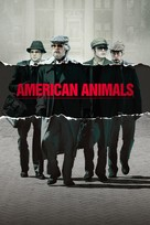 American Animals - Dutch Video on demand movie cover (xs thumbnail)