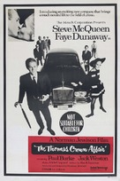 The Thomas Crown Affair - Australian Movie Poster (xs thumbnail)
