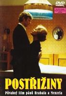 Postriziny - Czech DVD cover (xs thumbnail)