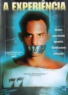 Das Experiment - Brazilian Movie Cover (xs thumbnail)