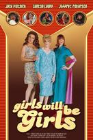 Girls Will Be Girls - French poster (xs thumbnail)