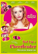 But I'm a Cheerleader - German Movie Cover (xs thumbnail)