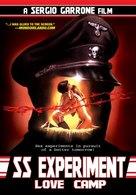 Lager SSadis Kastrat Kommandantur - DVD cover (xs thumbnail)