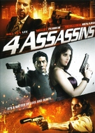 Four Assassins - Movie Cover (xs thumbnail)