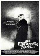 The Elephant Man - German Movie Poster (xs thumbnail)