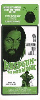 Rasputin: The Mad Monk - Movie Poster (xs thumbnail)