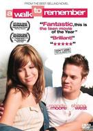 A Walk to Remember - DVD movie cover (xs thumbnail)