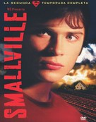 """""""Smallville"""" - Argentinian DVD cover (xs thumbnail)"""