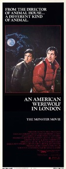 An American Werewolf in London - Movie Poster (xs thumbnail)