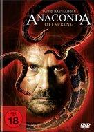 Anaconda III - German DVD cover (xs thumbnail)