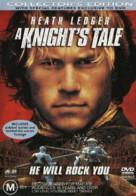 A Knight's Tale - Australian DVD movie cover (xs thumbnail)