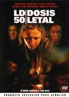 LD 50 Lethal Dose - Spanish Movie Poster (xs thumbnail)