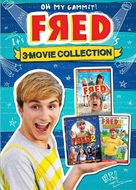 Fred: The Movie - DVD cover (xs thumbnail)