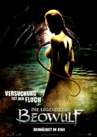 Beowulf - German Movie Poster (xs thumbnail)