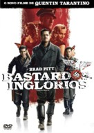 Inglourious Basterds - Brazilian Movie Cover (xs thumbnail)