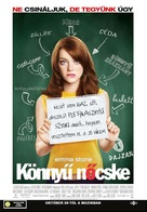 Easy A - Hungarian Movie Poster (xs thumbnail)