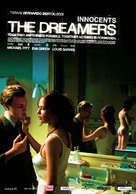 The Dreamers - Belgian Movie Poster (xs thumbnail)