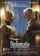 Diplomatie - Swiss Movie Poster (xs thumbnail)