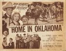 Home in Oklahoma - Re-release poster (xs thumbnail)