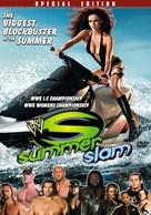 WWE Summerslam - DVD cover (xs thumbnail)