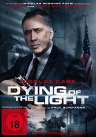 The Dying of the Light - German DVD cover (xs thumbnail)