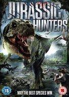 Cowboys vs Dinosaurs - British Movie Cover (xs thumbnail)