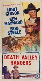 Death Valley Rangers - Movie Poster (xs thumbnail)