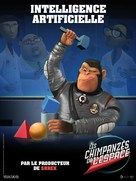 Space Chimps - French Movie Poster (xs thumbnail)