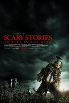 Scary Stories to Tell in the Dark - Canadian Movie Poster (xs thumbnail)
