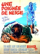 A Hatful of Rain - French Movie Poster (xs thumbnail)