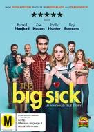 The Big Sick - New Zealand DVD cover (xs thumbnail)