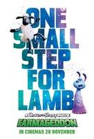 A Shaun the Sheep Movie: Farmageddon - Malaysian Movie Poster (xs thumbnail)