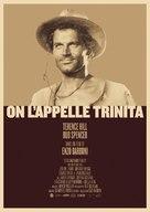 Lo chiamavano Trinità - French Movie Poster (xs thumbnail)