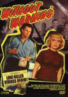Without Warning! - DVD cover (xs thumbnail)