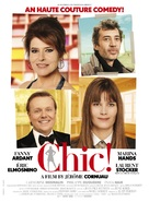 Chic! - French Movie Poster (xs thumbnail)