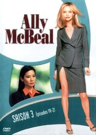 """Ally McBeal"" - French DVD movie cover (xs thumbnail)"