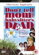 Don't Tell Mom the Babysitter's Dead - British DVD cover (xs thumbnail)