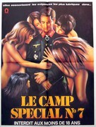 Love Camp 7 - French Theatrical poster (xs thumbnail)