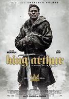 King Arthur: Legend of the Sword - Italian Movie Poster (xs thumbnail)