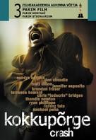 Crash - Estonian DVD cover (xs thumbnail)