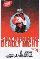 Initiation: Silent Night, Deadly Night 4 - German DVD cover (xs thumbnail)