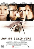 Bag det stille ydre - Norwegian poster (xs thumbnail)