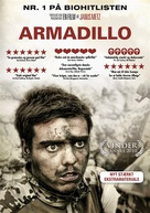 Armadillo - Danish Movie Poster (xs thumbnail)