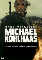 Michael Kohlhaas - Spanish DVD cover (xs thumbnail)