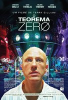 The Zero Theorem - Brazilian Movie Poster (xs thumbnail)